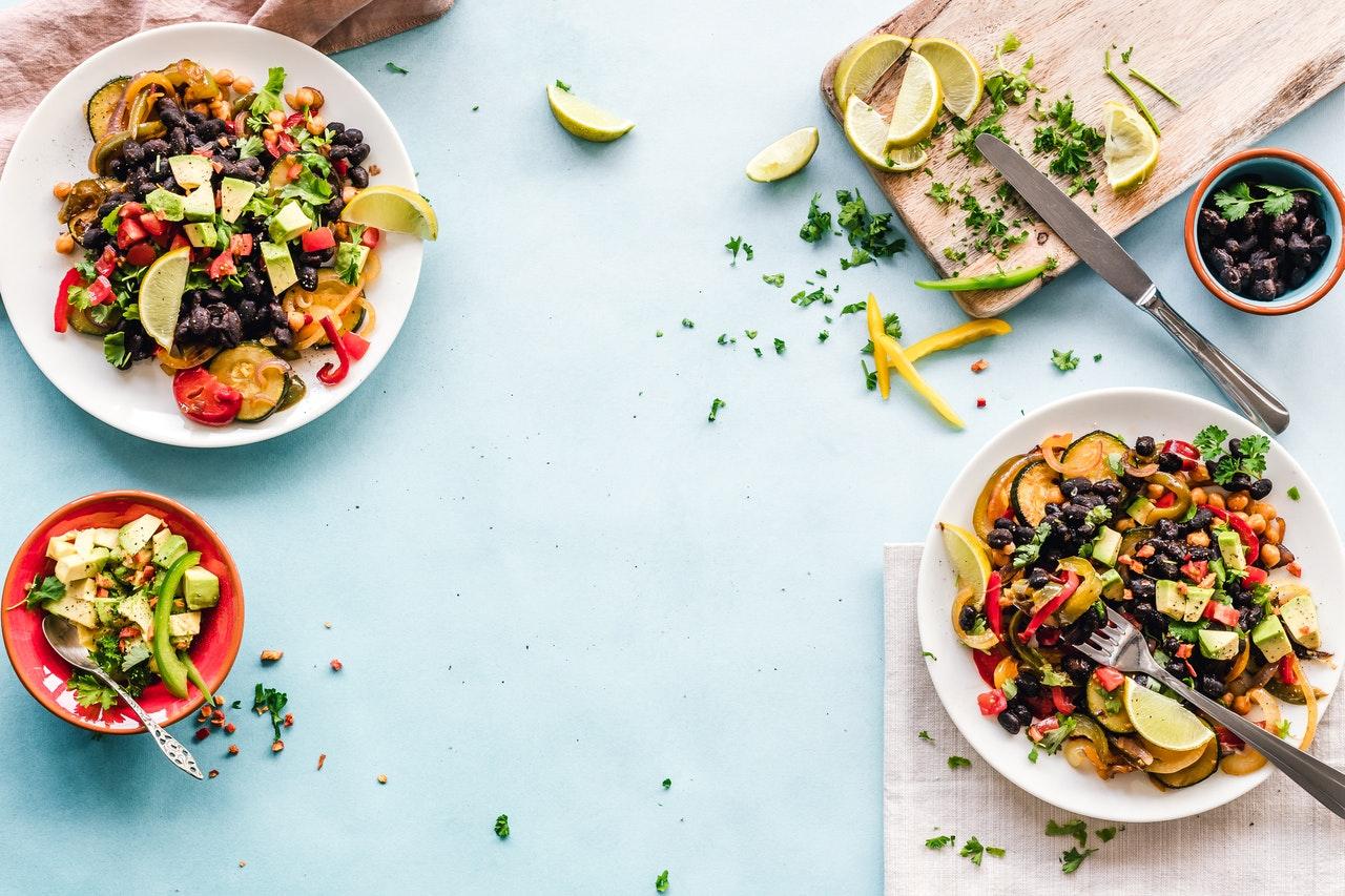 Zelenina -nedílná součást zdravé kuchyně.